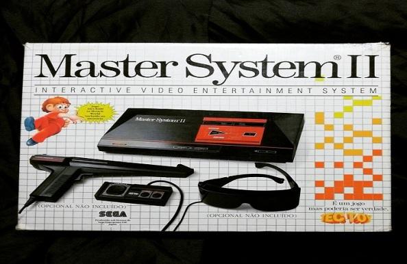 Rudy Rafael - Os 10 maiores jogos da história do Master System