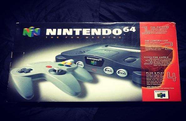 Rudy Rafael - Os 10 maiores jogos da história do Nintendo 64