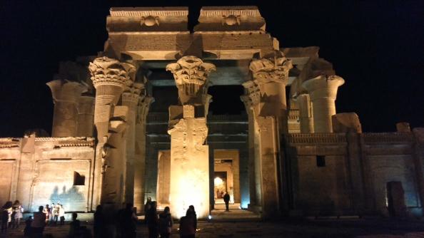 Rudy Rafael - Viagem ao Egito - O Templo de Sobek e Hórus em Kom Ombo