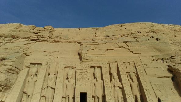 Rudy Rafael - Viagem ao Egito - O Templo de Nefertari em Abu Simbel