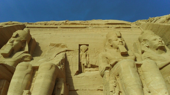 Rudy Rafael - Viagem ao Egito - O Templo de Ramsés II em Abu Simbel