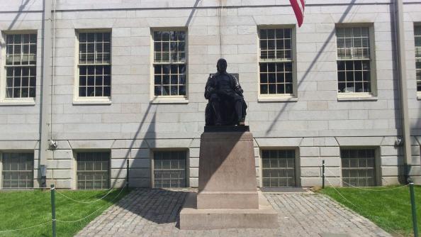 Rudy Rafael - Viagem aos Estados Unidos - A Universidade Harvard em Cambridge