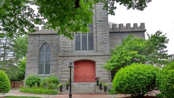Rudy Rafael - Viagem aos Estados Unidos - A Primeira Igreja em Salem