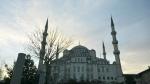 A Mesquita Azul em Istanbul