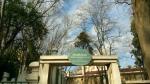 O cemitério mais próximo ao Galata Mevlevi House Museum em Istanbul