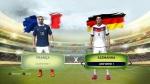 Copa do Mundo 2014 – França Vs Alemanha