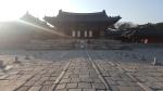 O Palácio Changgyeonggung em Seoul